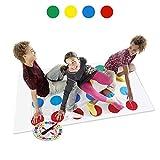LOVEXIU Balance-Spiel, Gesellschaftsspiele, lustige Geschicklichkeitsspiele für Kinder und Erwachsene, Familienspiel, Partyspiel,ab 6 Jahren