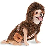 Rubie's Star Wars-Kostüm für Haustiere, Chewbacca, Kapuze, groß