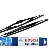 BOSCH 3397001584 Wischblatt Satz Twin Spoiler 584S - Länge: 530/475