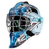 Bauer NME4 Goalie Maske Motive Senior, Farbe:King (NYR)