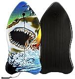 Waimea Bodyboard (93 x 48 x 5,2 cm||schwarz)
