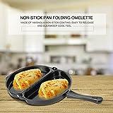 Swiftswan Nonstick Omelettpfanne, Frittata und Omelette Pan Antihaftbeschichtung