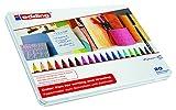 edding 4-1200-20 Fasermaler Color Pen, 0.5 - 1 mm, sortiert, 20-stück