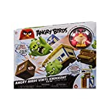 Spin Master 6027801 - Angry Birds - Vinyl Knockout Playset