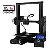 Comgrow Creality Ender 3 3D-Drucker Aluminum Prusa i3 DIY with Resume Print 220 * 220 * 250mm