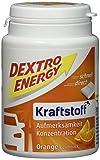 Dextro Energy Kraftstoff Orange/Mini Traubenzucker-Täfelchen mit schnell verfügbarer Glucose in der Dose/6 Dosen (6 x 68g)