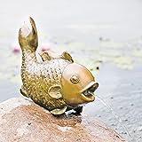HEISSNER 003291-00 Teichfigur 'großer Fisch', L 43 cm