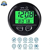 Speed Meter Waterproof Digital GPS Backlight Speed Counter For ATV UTV Motorcycle Automobile motor vehicle Runleader RL-SM001