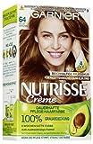 Garnier Nutrisse Creme Coloration Heller Bernstein 64 Färbung für Haare, 3er Pack (3 x 1 Stück)