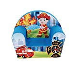 Knorrtoys 68332 68332-Kindersessel-Fireman, Bunt
