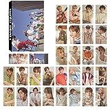 Templom SIX KPOP NCT 127 Neues Album WE ARE SUPERHUMAN Fotokarte PhotoBook Poster LOMO Cards Geschenk für Fans, 30Stück