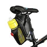 Fahrrad Satteltasche Wasserdicht Flaschenhalter BAONUOR Fahrrad Wasserflaschenhalter Bike Water Bottle Holder