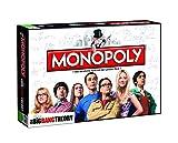 MONOPOLY The Big Bang Theory Edition mit 7 exklusiven Sammler-Figuren - Der Brettspiel-Klassiker trifft auf die Alltags-Helden aus The Big Bang Theory! |Gesellschaftsspiel|lustiges Familien-Spiel|