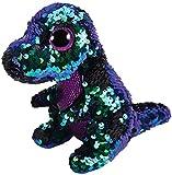 TY – Flippables – Plüsch mit Pailletten, der Dinosaurier