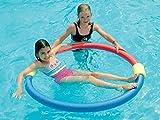 Schwimmnudel SET RING 2 Stück Poolnudel + 2 Steckverbindungen