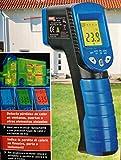 Profi-Infrarot-Temperaturmessgerät Thermodetektor zur berührungslosen Temperaturerfassung