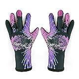 LayaTone Wetsuit Handschuhe Tauchhandschuhe Premium Neopren 2mm Surf-Handschuhe Fünf Finger für Männer Frauen - Tauchen Handschuhe für Schnorcheln Tauchen Surfen