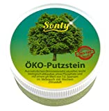 Sonty ÖKO Putzstein 400g, Putzpaste, Universalreiniger, Reinigungsstein - Biostein, Universal Stein, das Reinigungsmittel auch zum Ceranfeld reinigen