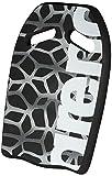 arena Unisex Schwimmbrett Kickboard als Schwimmhilfe oder zum Kraft- und Techniktraining), Black-White (501), One Size