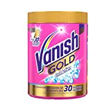 Vanish GOLD Oxi Action Pulver, Universal Fleckenentferner, 1 kg