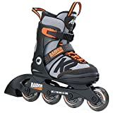 K2 Skate Raider, Schwarz Orange, 29-34