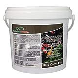 GartenteichDirekt Teichschlammentferner 2,5 kg (GRATIS Lieferung in DE - Baut Teichschlamm und Mulm im Gartenteich ab, verbessert die Wasserqualität, unterstützt die Wirkung des Filters)