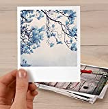 Süße Fotokarte im Polaroid Stil