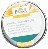 Birkmann 503045 Lebensmittelfarbe, 10 g konzentriertes Pulver, grün