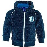 Schalke 04 12847 Sweat-Jacke Baby Gr. 86