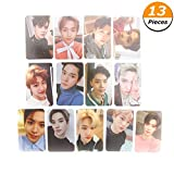 GOTH Perhk Kpop NCT Empathy REALI Fotokarten Fotokarten Poster Album Lomo Karten Fans DIY Geschenk(13pcs)