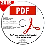 PDF Paket PREMIUM für Windows 10  WINdows 7+WINdows 8 +Vista +XP Ersteller Konvertierer