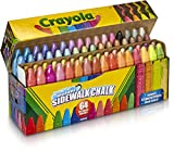 Crayola 720201 Washable Sidewalk Chalk