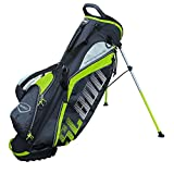 Masters Golf - SL800 Supalite Standbag Black/Lime