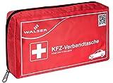 Walser 44264 KFZ Verbandskasten rot nach DIN 13164,