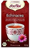 Yogi Echinacea BIO 6 Packungen à 17 Teebeutel
