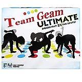 BASON Twister kinderspiel, Geschicklichkeitsspiel für Kinder & Erwachsene, Familienspiel, Partyspiel, lustiges Spiel für Kindergeburtstage