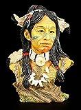 Indianer Büste Figur Veronese - Cheyenne