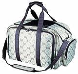 Trixie 28903 Tasche Maxima, erweiterbar, 33 x 32 x 54 cm, beige/braun