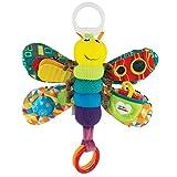 Lamaze Baby Spielzeug 'Freddie, das Glühwürmchen' Clip & Go - hochwertiges Kleinkindspielzeug - Greifling Anhänger zur Stärkung der Eltern-Kind-Beziehung - ab 0 Monate