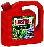 Substral Kübelpflanzen Nahrung, Spezial-Flüssigdünger mit Eisen-Plus Formel und hochwertiger Nährstoffkombination für alle Kübelpflanzen, 2 Liter Kanister