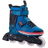 K2 Erwachsene Inline Skates Midtown Blue - Blau - EU: 43.5 (US: 10 - UK: 9) - 30A0015.1.1.100