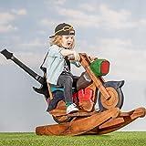 Dekoria Schaukelspielzeug Easy Rider Schaukelspielzeug, Spielzeugmöbel, Schaukelstuhl