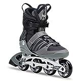 K2 Herren Inline Skates F.I.T. 84 Pro - Schwarz-Grau - EU: 45 (US: 11.5 - UK: 10.5) - 30C0013.1.1.115