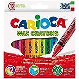 Kredki swiecowe Carioca 12 kolorów