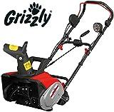 Grizzly Elektro Schneefräse ESF 2046 L , 2000 Watt