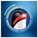 Oral-B PRO22900 Elektrische Zahnbürste mit visueller Andruckkontrolle für extra Zahnfleischschutz, mit 2. Handstück, schwarz/weiß