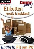 Computer Easy - Etiketten kreativ & individuell