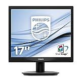 Philips 17S4LSB/00 43,8 cm (17 Zoll) Monitor (VGA, DVI, 1280 x 1024, 60 Hz) schwarz