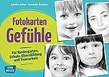 Fotokarten Gefühle: Für Kindergarten, Schule, Elternbildung und Teamarbeit