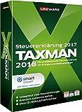 Lexware TAXMAN 2018 Minibox / Übersichtliche Steuererklärungssoftware für Arbeitnehmer, Familien, Studenten und im Ausland Beschäftigte / Kompatibel mit Windows 7 oder aktueller